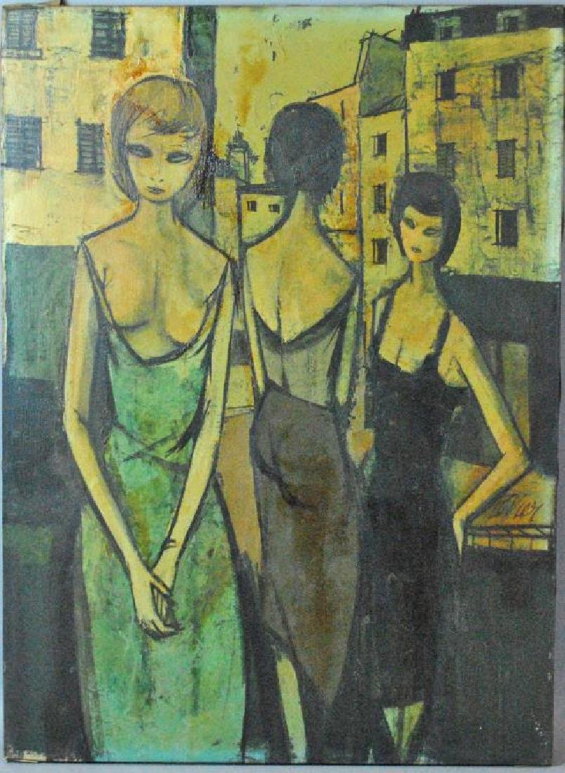 CHARLES LEVIER (French, 1920-2004)