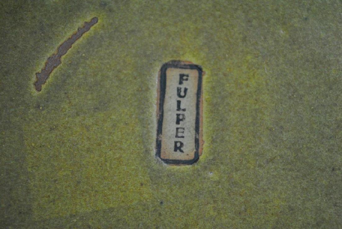 (3) PIECE FULPER POTTERY GROUP - 7