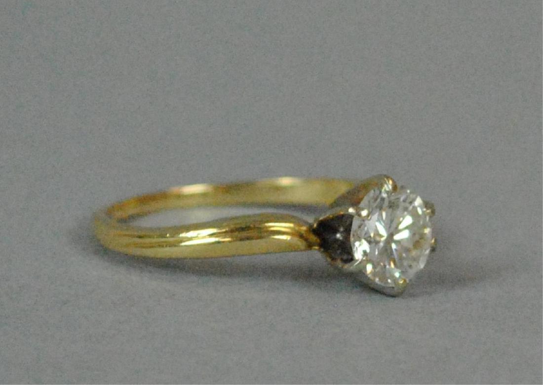 DIAMOND ENGAGEMENT RING, 1.00CT - 4