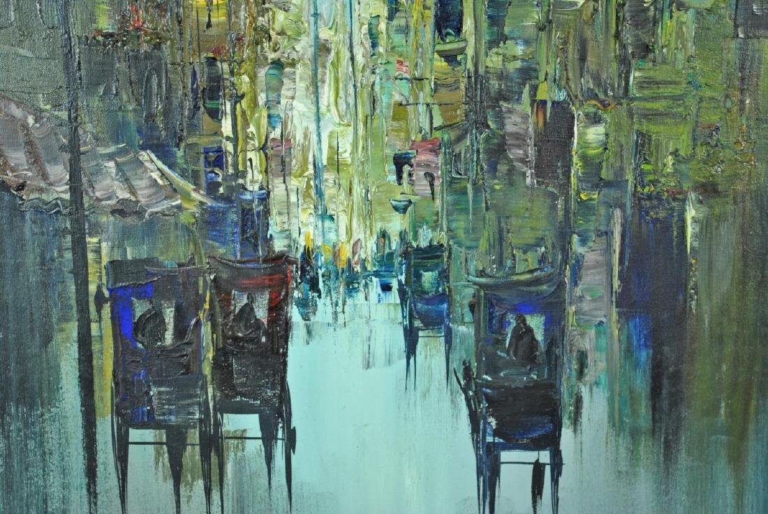 MANILA STREETSCAPE BY MABINI ARTIST ENRICO ZABLAN - 3
