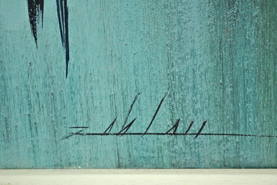 MANILA STREETSCAPE BY MABINI ARTIST ENRICO ZABLAN - 4