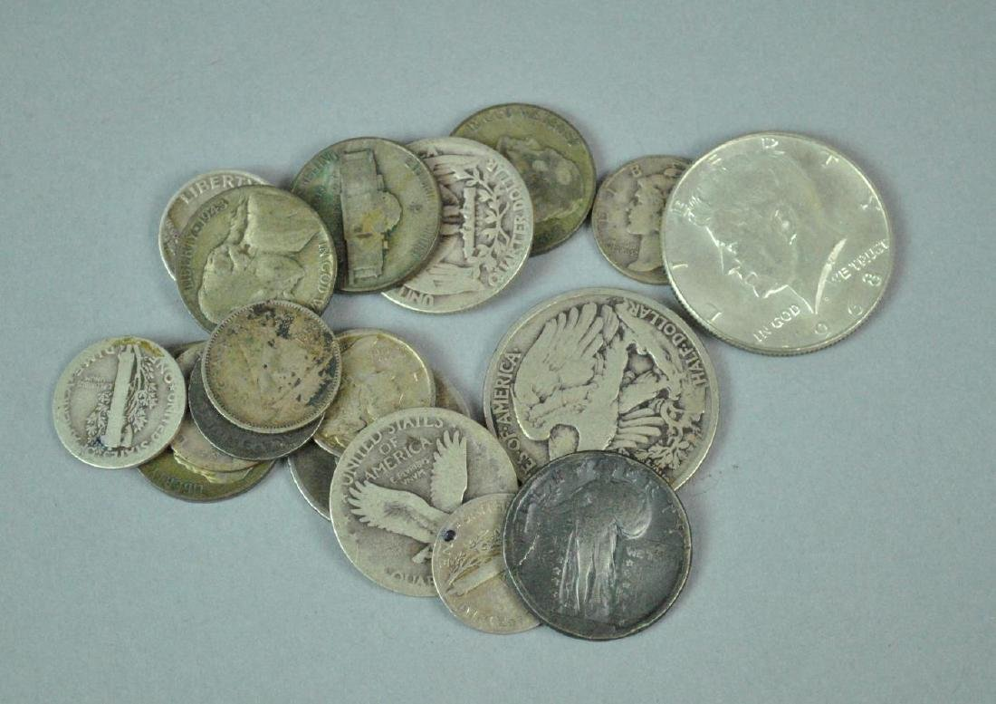VARIED COIN & CURRENCY GROUP - PRIMARILY US - 6