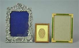 (3) PICTURE FRAMES