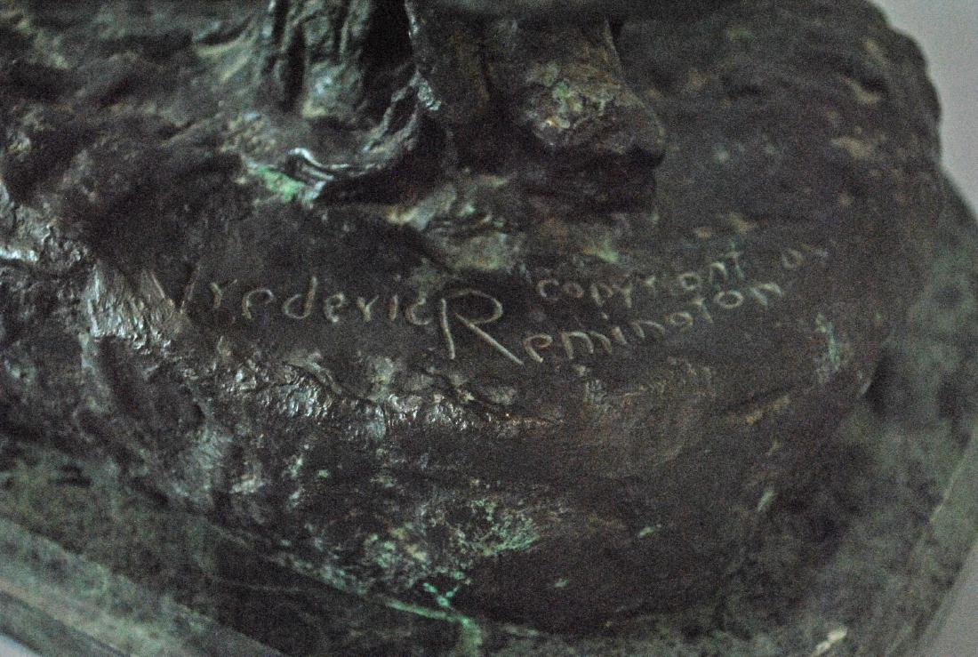 AFTER FREDERICK REMINGTON - RATTLESNAKE - 3