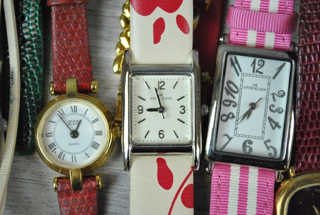 (100+) ASSORTED LADIES FASHION WATCHES - 5