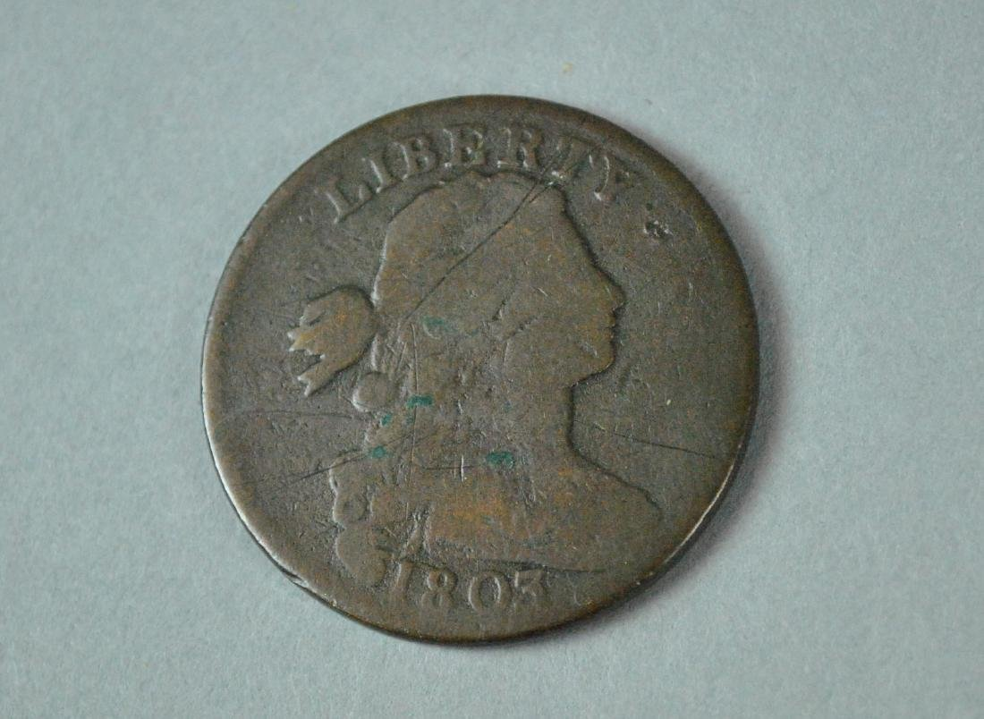 (21) US LARGE CENT COPPER COINS
