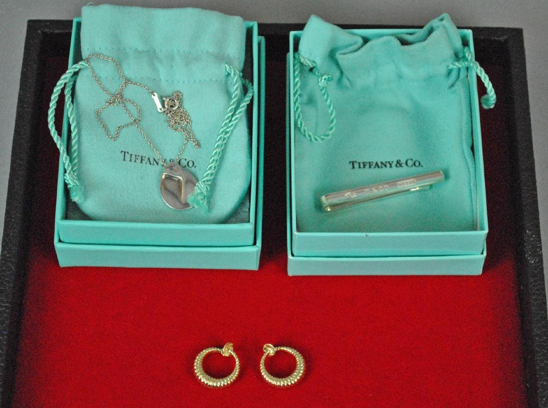 (3) PIECE JEWELRY GROUP INCLUDING TIFFANY & CO.