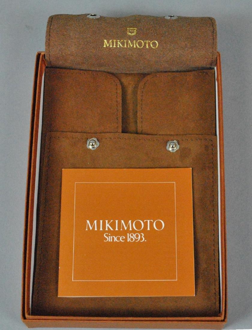 MIKIMOTO OPERA LENGTH PEARL NECKLACE - 7