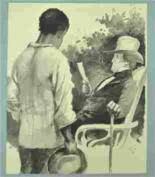 EDWARD WINDSOR KEMBLE American 18611933