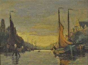 ATTR HANS LEDEBOER DutchCalifornia 18741962