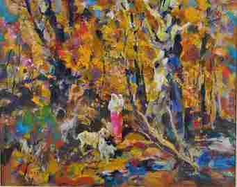 JOHN EDWARD COSTIGAN (American, 1888-1972)