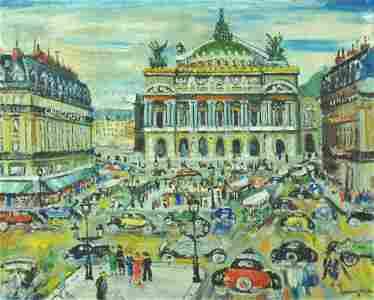 LUCIEN GENIN (French, 1894-1953)