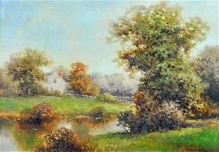 MILTON H LOWELL NY New England 18481927