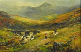 GEORGE TURNER II British 18431910