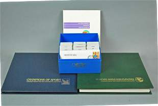 3 FIRST DAY COVER PHILATELIST COLLECTIONS