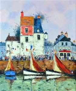 JEAN-PIERRE DUBORD (French, b.1949)