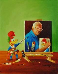 WALTER LANTZ (American, 1899-1994)