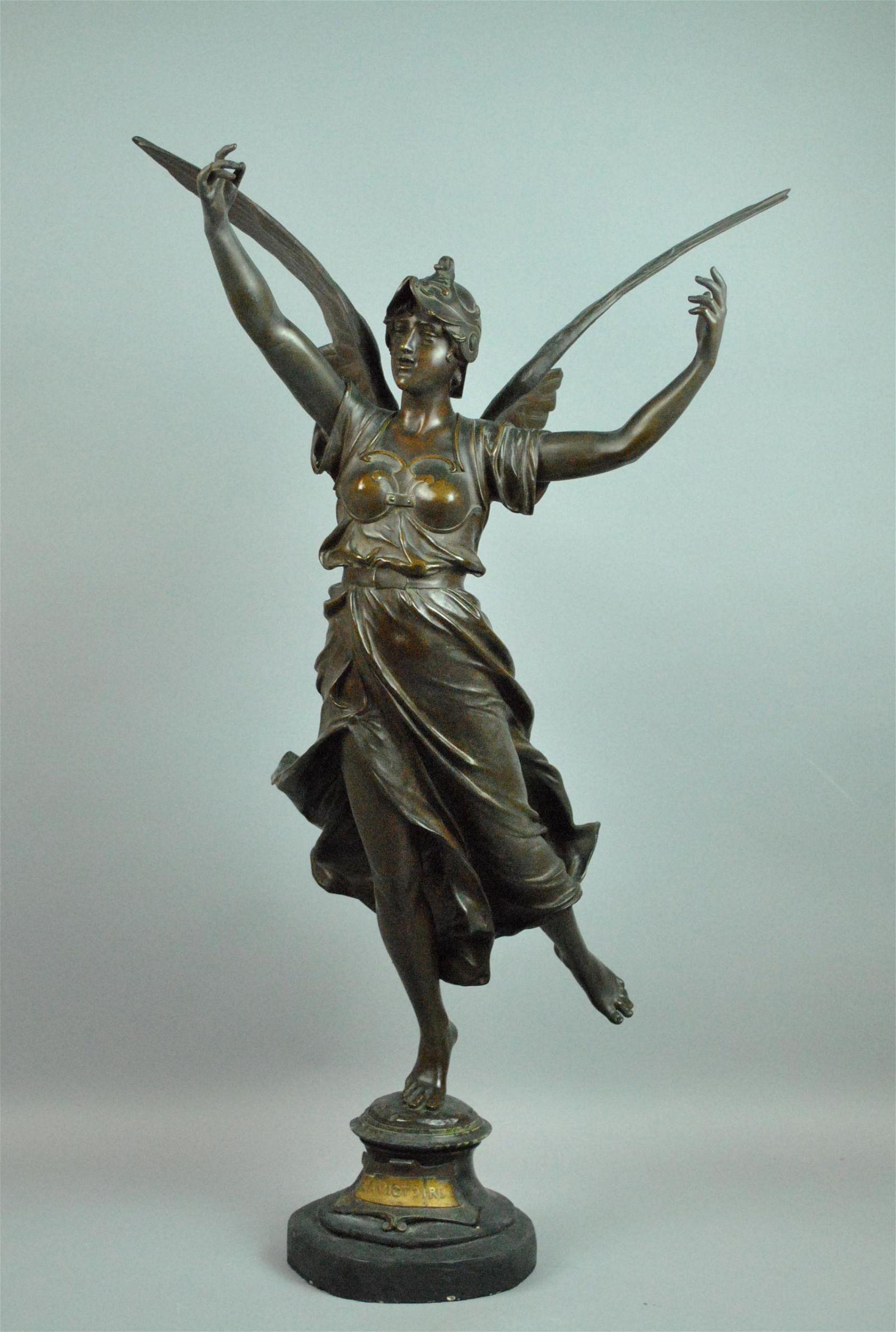 EUGENE MARIOTON (French, 1857-1933)
