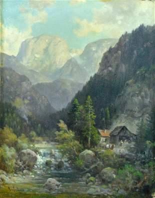 LUDWIG SCKELL (German, 1833-1912)