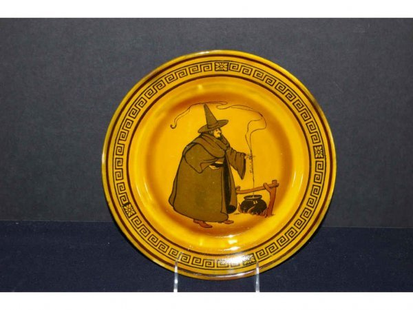 178: ROYAL DOULTON WITCH PLATE