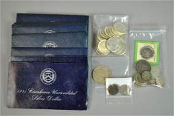 (56) PIECE US SILVER COIN GROUP
