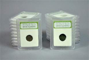20 CONSTANTINE THE GREAT ROMAN EMPIRE COINS