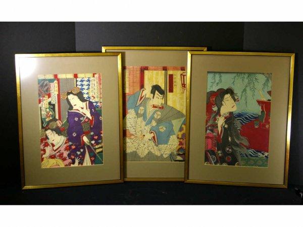19: TOYOKUNI UTAGAWA (1785-1864)