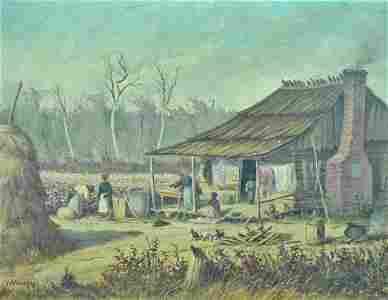 WILLIAM AIKEN WALKER (S. Carolina, 1838-1921)