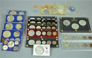 DIVERSE US SILVER COIN GROUP