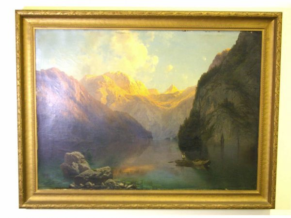 CARL MILLNER (German, 1825-1895)