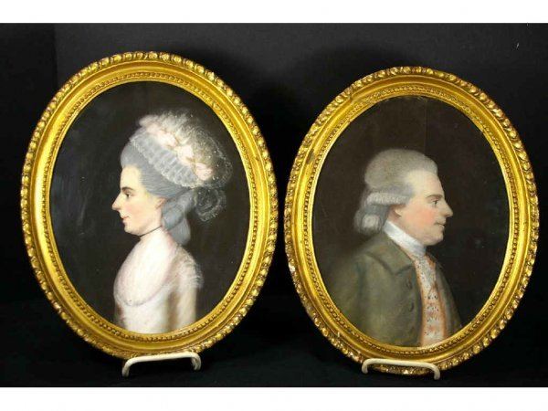 2: ATTRIBUTED TO JAMES SHARPLES (1751-1811)