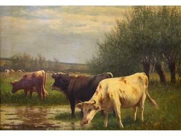 1: W.F. HULK (British, 1852-1906)