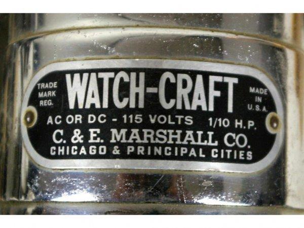 174: CLOCKMAKER'S WATCH-CRAFT LATHE - 2