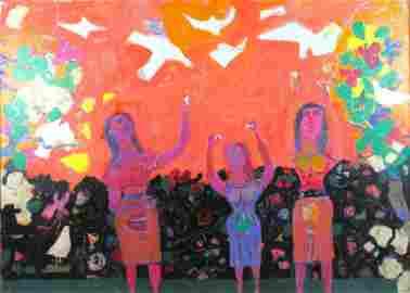 ARNOLD BLANCH (Woodstock, NY 1896-1968)