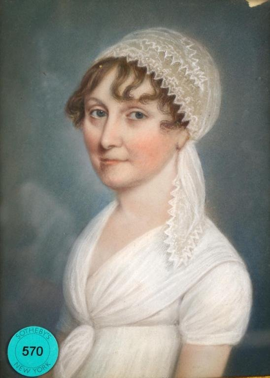 2: JAMES SHARPLES (American, 1751-1811)