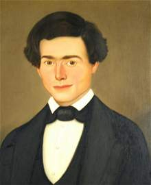 3: ATTRIBUTED TO WILLIAM KENNEDY (Amer. 1818-1871)