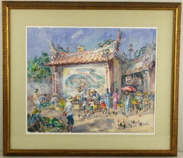 2: RAN IN-TING (Chinese, 1903-1979)