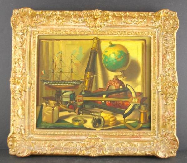 12: CHARLES CERNY (US/France/Czech Rep.,1892-1965)