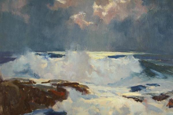 23: HARRY R. BOLLINGER (American, 1892-)