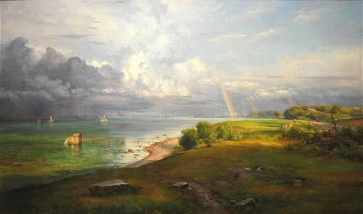 CARL FREDERIC AAGAARD (Danish, 1833-1895)