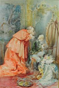 GIOVANNI ANTONIO RAGGI (Italian, 19thC.)