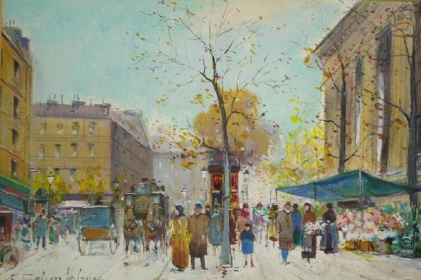 2: EUGENE GALIEN-LALOUE (French, 1854-1941)