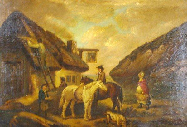 8: GEORGE MORLAND (British, 1763-1804)