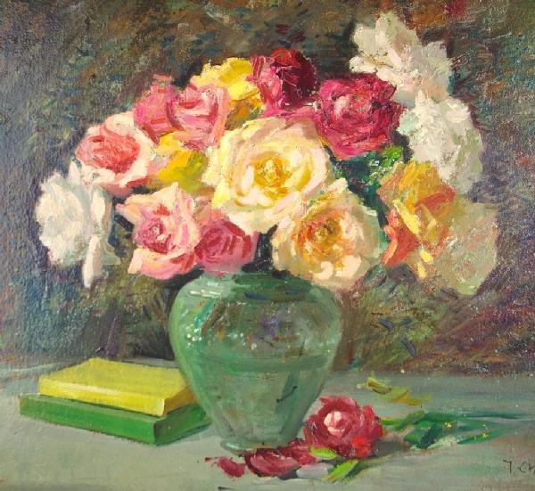 13: JEAN CHALEYE (French, 1878-1960)