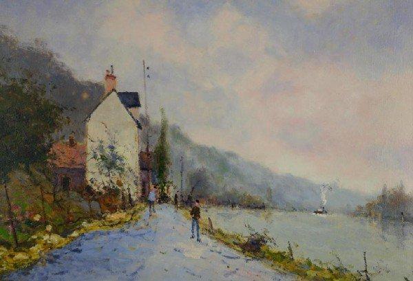 14: JEAN PIERRE DUBORD (French, b.1949)