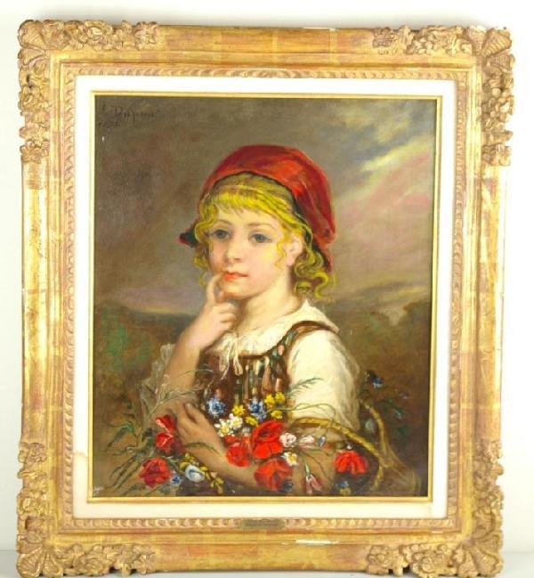 23: ERNEST DUPONT (French, 1825-1892)