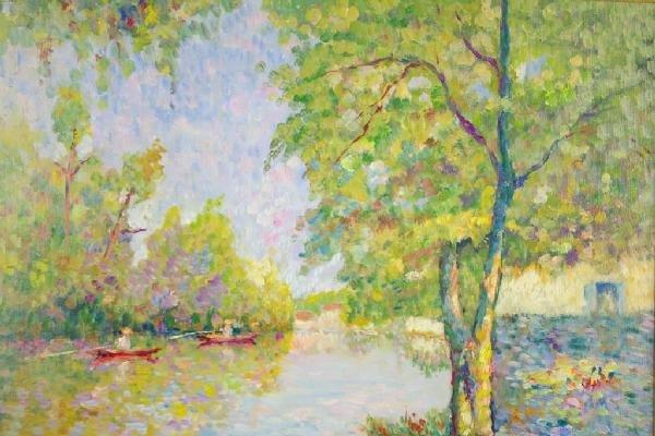 24: HENRI STENN (French, 1903-1993)