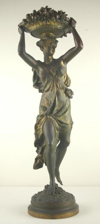 "2: ALBERT ERNEST CARRIER-BELLEUSE (French, 1824-1884) """