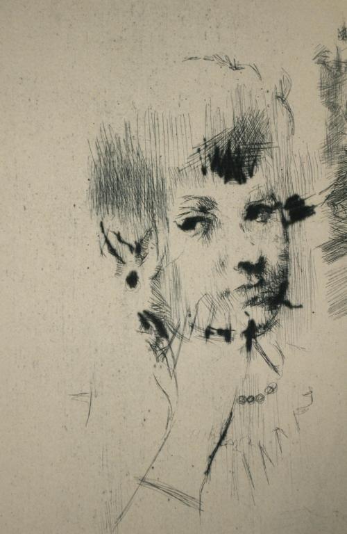 10: JACK LEVINE (New York, 1915-2010)