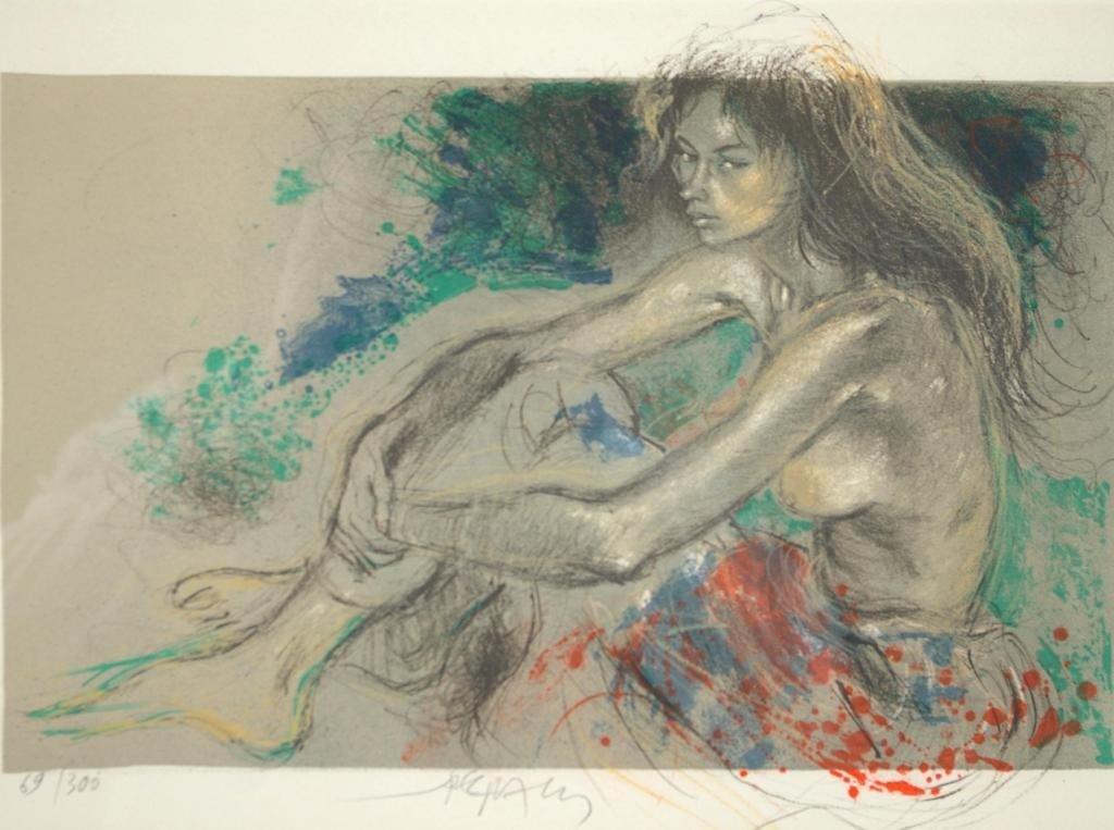 15: JACQUES PECNARD (French, b.1922)